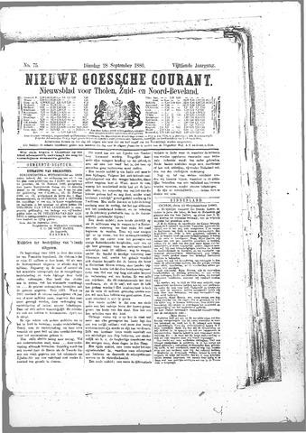 Nieuwe Goessche Courant 1880-09-28