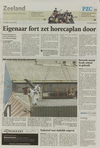 Provinciale Zeeuwse Courant 2008-08-14