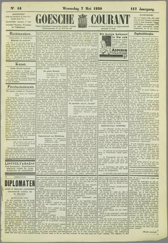 Goessche Courant 1930-05-07