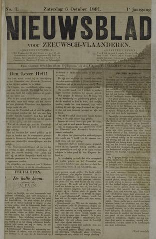 Nieuwsblad voor Zeeuwsch-Vlaanderen 1891