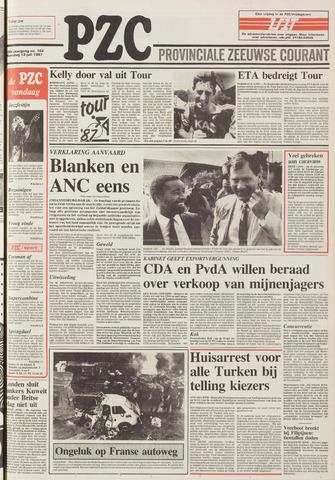 Provinciale Zeeuwse Courant 1987-07-13
