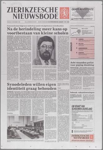 Zierikzeesche Nieuwsbode 1995-11-10
