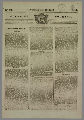Goessche Courant 1844-04-22