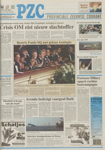 Provinciale Zeeuwse Courant 1998-01-28