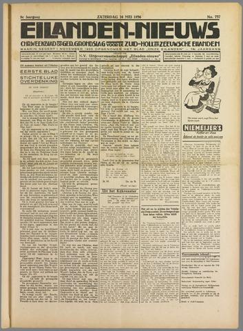 Eilanden-nieuws. Christelijk streekblad op gereformeerde grondslag 1936-05-16
