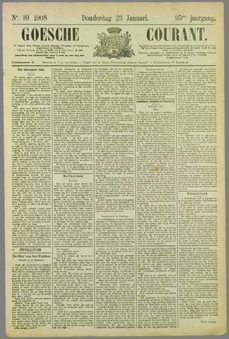 Goessche Courant 1908-01-23