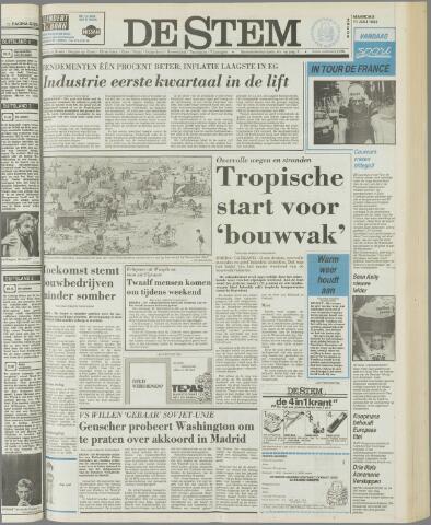 de Stem 1983-07-11