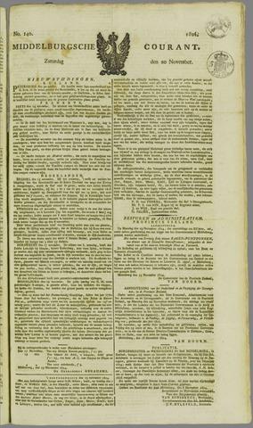 Middelburgsche Courant 1824-11-20