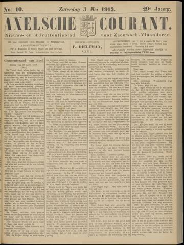 Axelsche Courant 1913-05-03