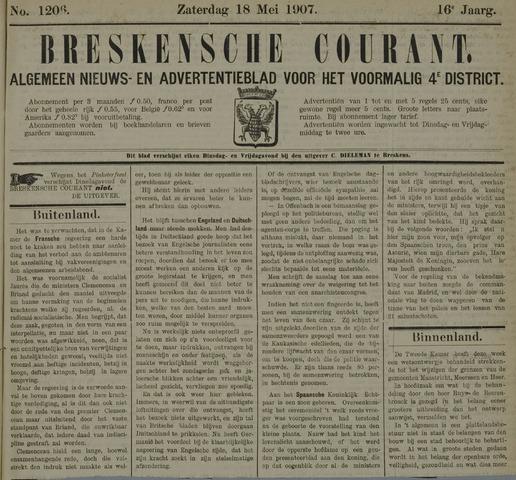 Breskensche Courant 1907-05-18