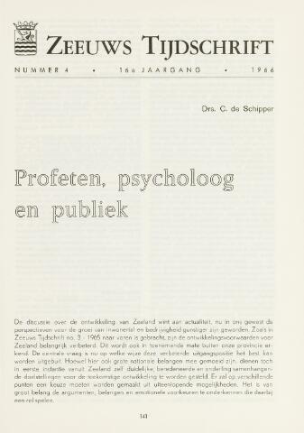 Zeeuws Tijdschrift 1966-07-01