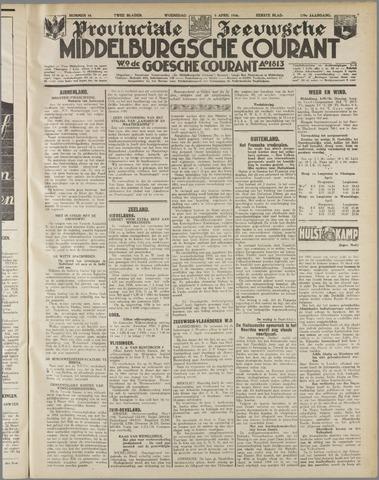 Middelburgsche Courant 1936-04-08