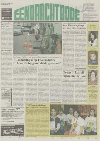 Eendrachtbode (1945-heden)/Mededeelingenblad voor het eiland Tholen (1944/45) 2004-03-18