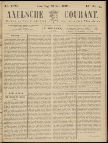Axelsche Courant 1897-05-29