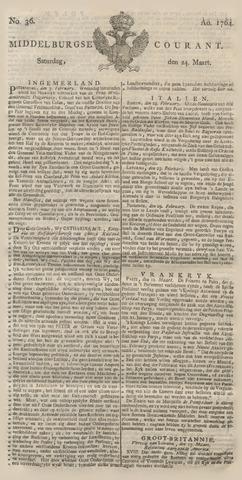 Middelburgsche Courant 1764-03-24