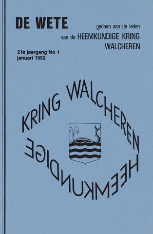 de Wete 1992-01-01