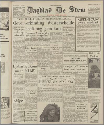 de Stem 1963-02-02