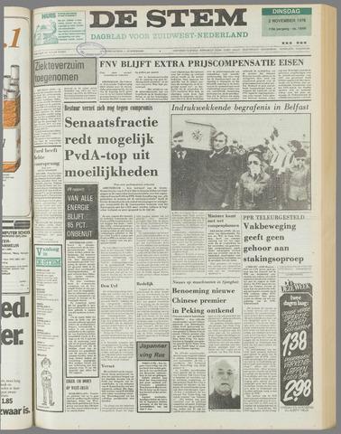 de Stem 1976-11-02