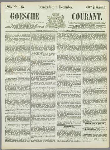 Goessche Courant 1893-12-07