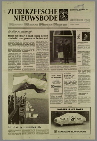 Zierikzeesche Nieuwsbode 1984-09-20