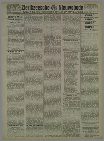 Zierikzeesche Nieuwsbode 1923-05-11
