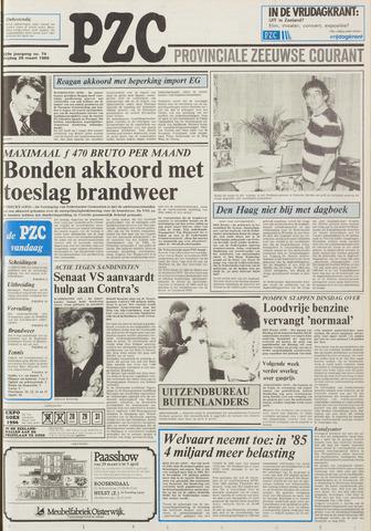 Provinciale Zeeuwse Courant 1986-03-28
