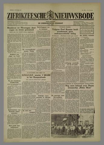 Zierikzeesche Nieuwsbode 1954-10-08