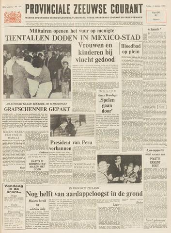 Provinciale Zeeuwse Courant 1968-10-04