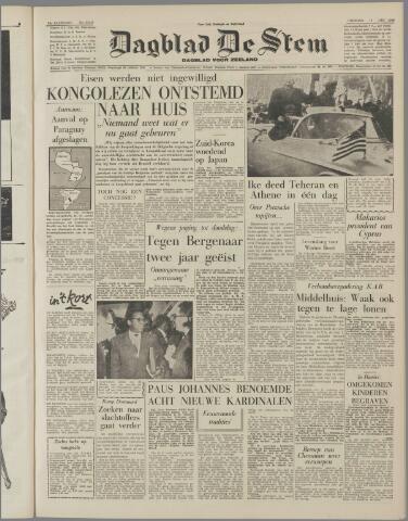 de Stem 1959-12-15