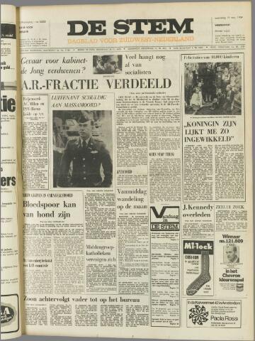 de Stem 1969-11-19