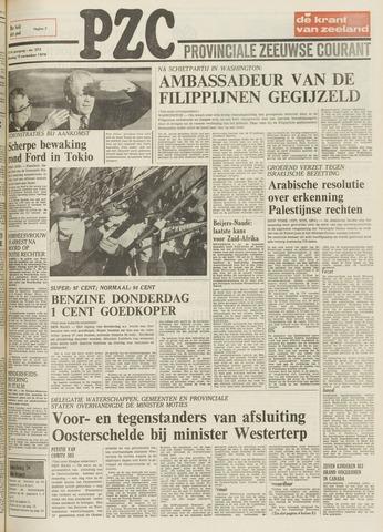 Provinciale Zeeuwse Courant 1974-11-19