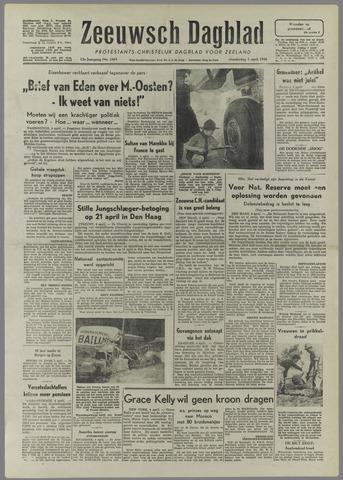 Zeeuwsch Dagblad 1956-04-05
