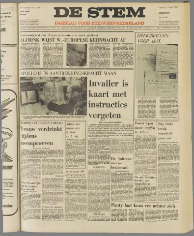 de Stem 1970-04-13