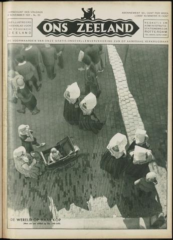 Ons Zeeland / Zeeuwsche editie 1931-11-06