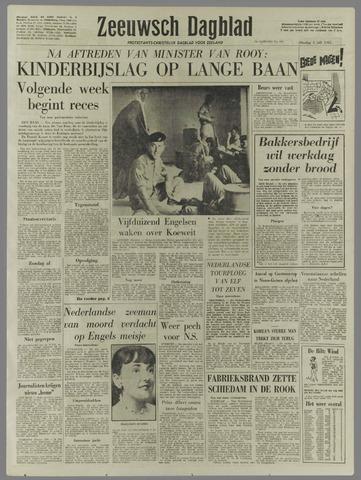 Zeeuwsch Dagblad 1961-07-04