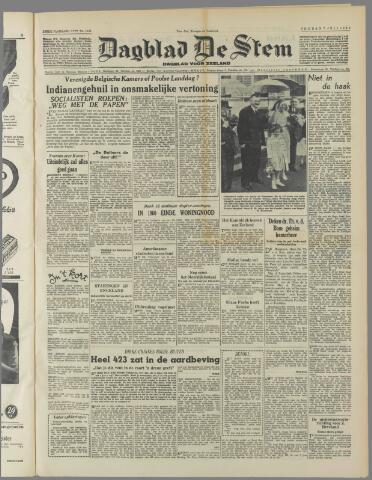 de Stem 1950-07-07