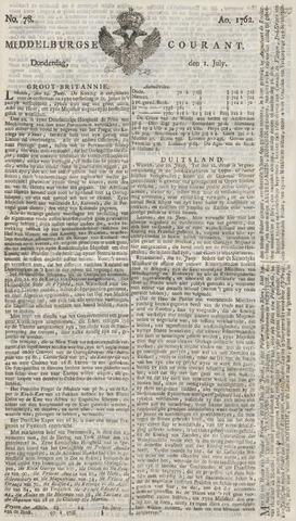 Middelburgsche Courant 1762-07-01