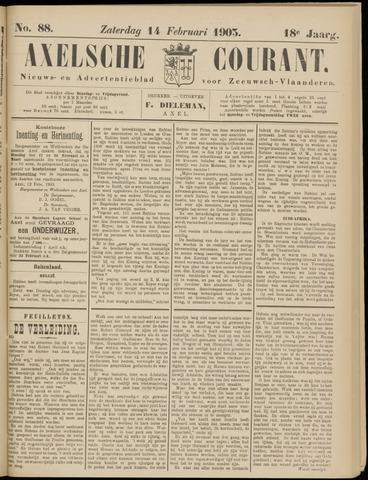 Axelsche Courant 1903-02-14