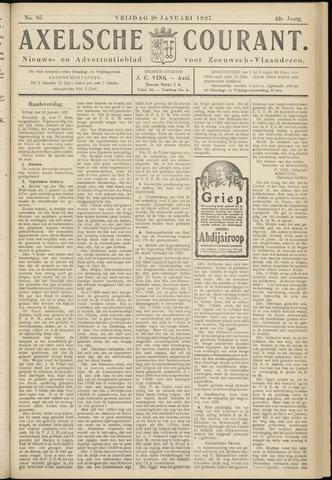 Axelsche Courant 1927-01-28