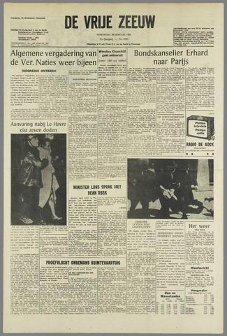 de Vrije Zeeuw 1965-01-20
