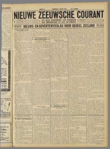 Nieuwe Zeeuwsche Courant 1933-03-09