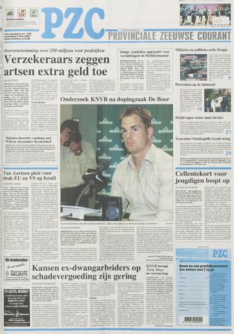Provinciale Zeeuwse Courant 2001-05-09