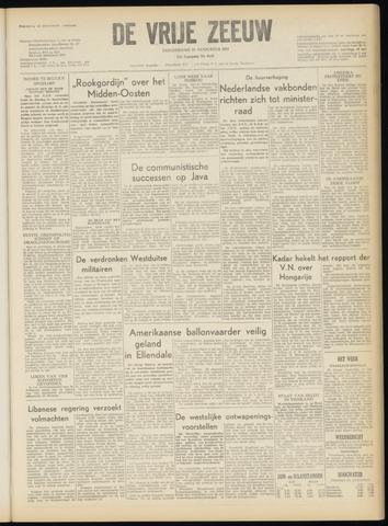 de Vrije Zeeuw 1957-08-22