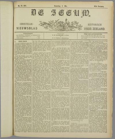 De Zeeuw. Christelijk-historisch nieuwsblad voor Zeeland 1897-05-06