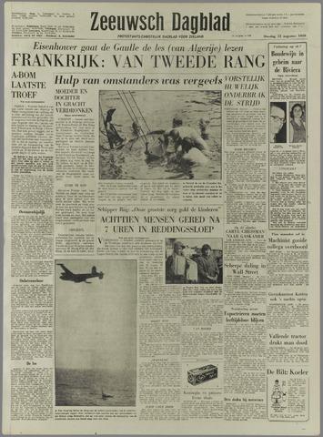 Zeeuwsch Dagblad 1959-08-11