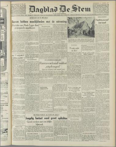 de Stem 1949-03-03