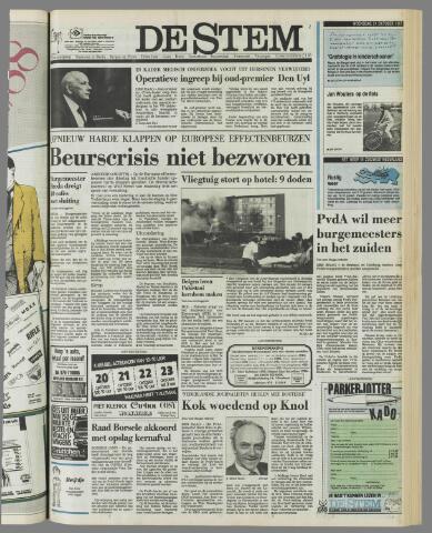 de Stem 1987-10-21