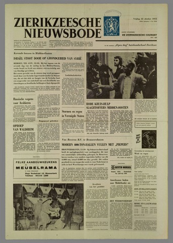 Zierikzeesche Nieuwsbode 1973-10-12