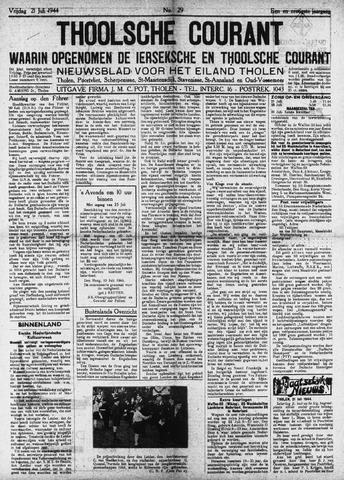 Ierseksche en Thoolsche Courant 1944-07-21