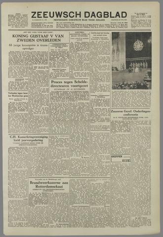 Zeeuwsch Dagblad 1950-10-30